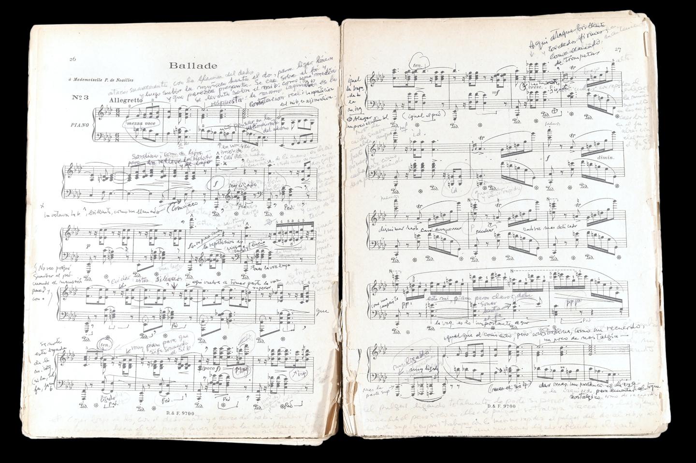Bala de Chopin