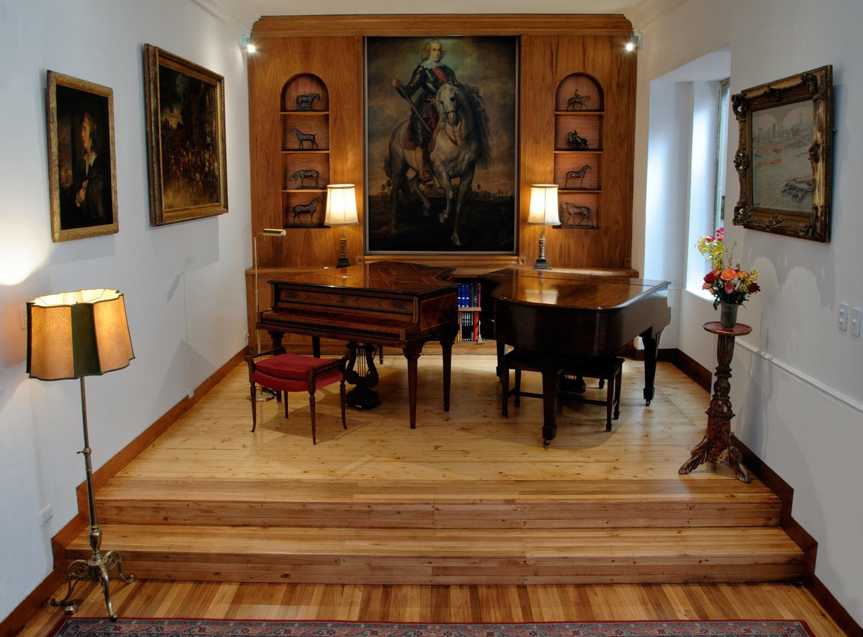 Pianos de cola imagen