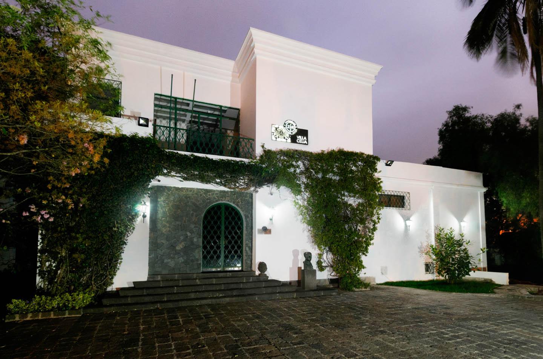 Villa Celia Museum Quito Ecuador