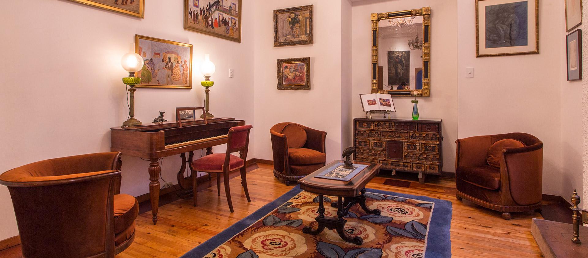 Historia Casa Museo Quito